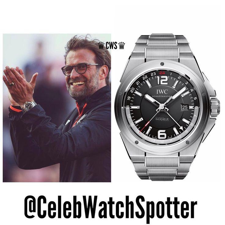 Football manager for Liverpool; Jürgen Klopp was spotted wearing an IWC Ingenieur Dual Time. Reference-IW324402⌚️⚽️ •••••••••••••••••••••••••••••••••••••••••••••••••••••• Price -UK Price List-£7,250  #CelebWatches ••••••••••••••••••••••••••••••••••••••••••••••••• #watch #watches #celebrities #celebrity #fashion #patek #rolex #richardmille #rolexgang #timepiece #instawatch #audemars #richlife #rich #wealth #money #spotter #liverpool #jurgenklopp #klopp…