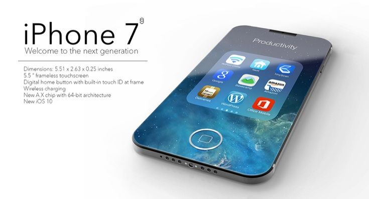 Apple seems confident that its next generation iPhone 7 — which is just a day away from launch — is going to be a huge success as the company has reportedly increased orders of the components needed to manufacture the handset by 10 percent.