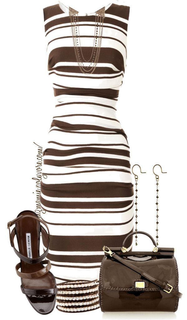 """Untitled #575"" by mzmamie on Polyvore"