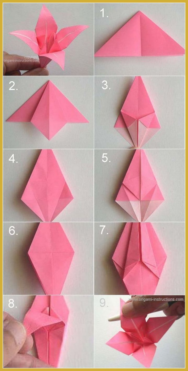 Easy Origami Valentine Origami Ideas Be Sure To Check Out This
