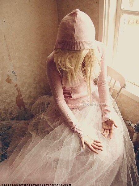 palest pink x