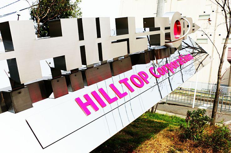 HILLTOP Monument!! #pink HILLTOPモニュメント!