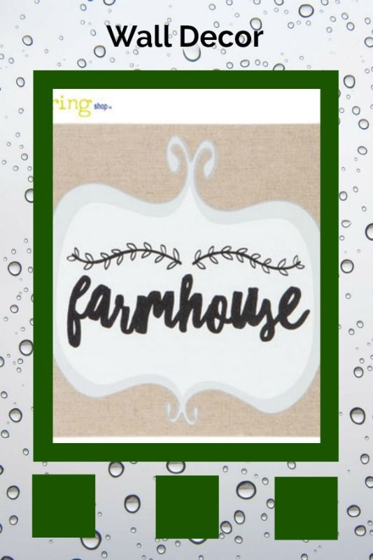 Farmhouse Canvas Wall Decor Hobby Lobby Affiliate Online Home