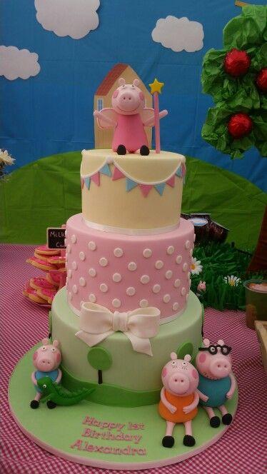 Alexandra's cake