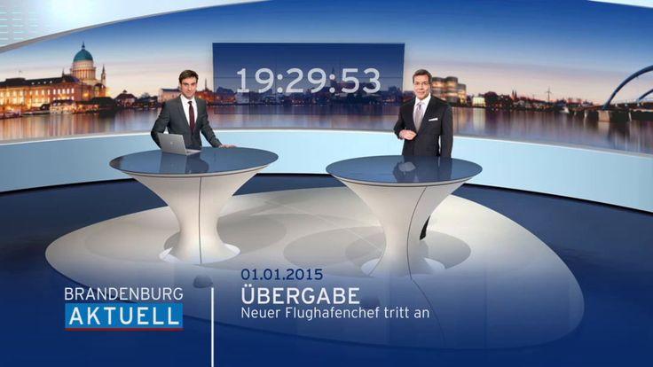 RBB - Brandenburg Aktuell - Opening (Preview)