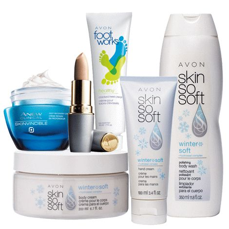 Campaign 25 - cut-off Dec 3rd Winter Moisture Kit Regularly $84.98, now only $24.99 ( 896-121-6 ) Beyond Color Plumping Lip Conditioner Foot Works Healthy Cracked Heel Cream Anew Clinical Skinvincible Deep Recovery Cream Skin So Soft Wintersoft +Hydroseal Complex  Body Cream  Hand Cream  Polishing Body Wash