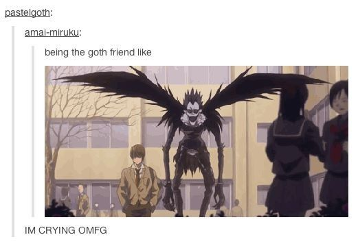 Death Note Funny -OMG XD
