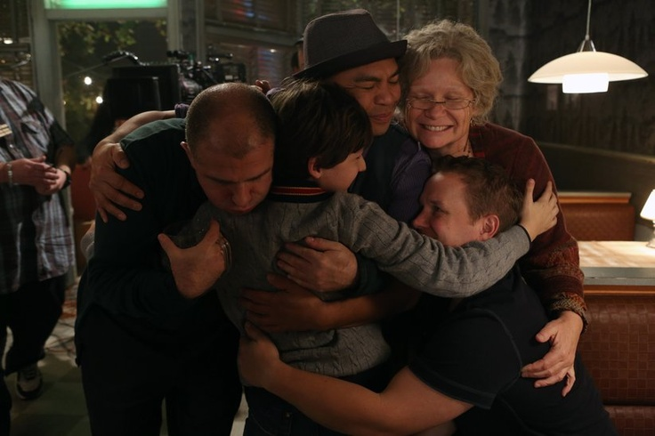 BTS: The Cricket Game - Group Hug! - Behind The Scenes ...