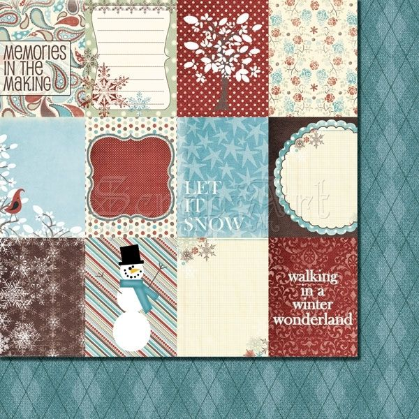 Hot Chocolate Cards - Fancy Pants