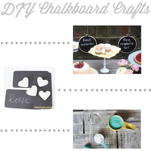 17 Best Chalkboard Paint Projects Images On Pinterest