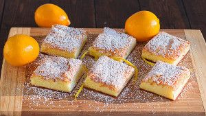 Even a novice baker couldn't ruin 2 Ingredient Lemon Bars. This recipe for lemon bars is probably the easiest one you will ever find. As the recipe name hints, you only need two simple ingredients to make this delectable dessert.