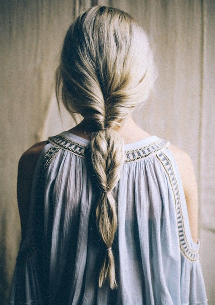 10 Chic Braids That Are Actually Easy (We Swear) via @ByrdieBeauty