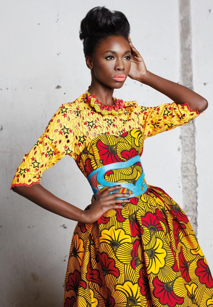 Vlisco Funky Grooves Collection Fashionlooks