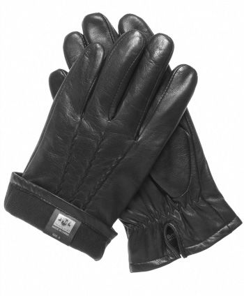 Men's Lambskin Winter Leather Gloves with Thinsulate� Lining