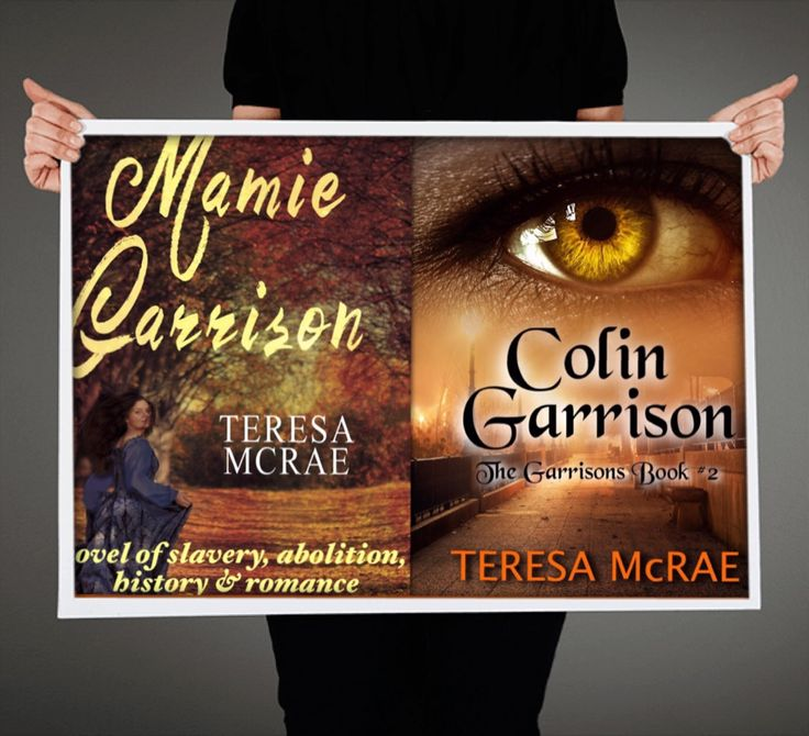 Mamie Garrison Amazon.com/dp/B0182QUN14 Book 2, Colin Garrison Amazon.com/dp/B0759MYN81 On Kindle and Kindle Unl. .99 Both are also available in paperback #Historicalfiction, #romance