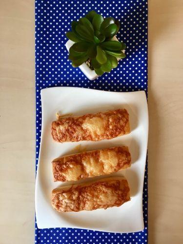 Igazi hajtogatott sajtos stangli - Sós sütik, pogácsák - Gluténmentesen