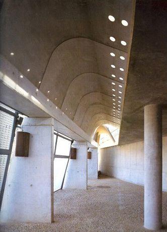 Instal·lacions per a Tir amb Arc a Barcelona Enric Miralles i Carme Pinós