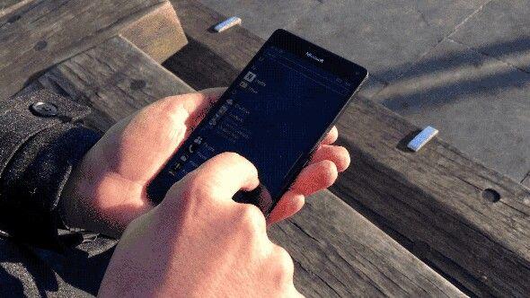 Miceosoft Lumia 950 XL
