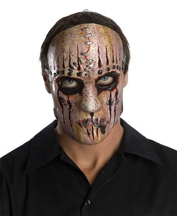 Cool Costume Accessories Slipknot Band Joey Mask just added...