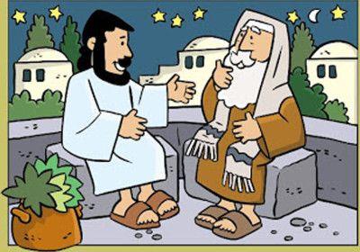 09 lição bíblica nicodemos