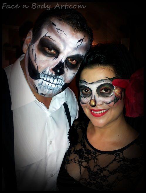 56 best Dia De Los Muertos Makeup images on Pinterest