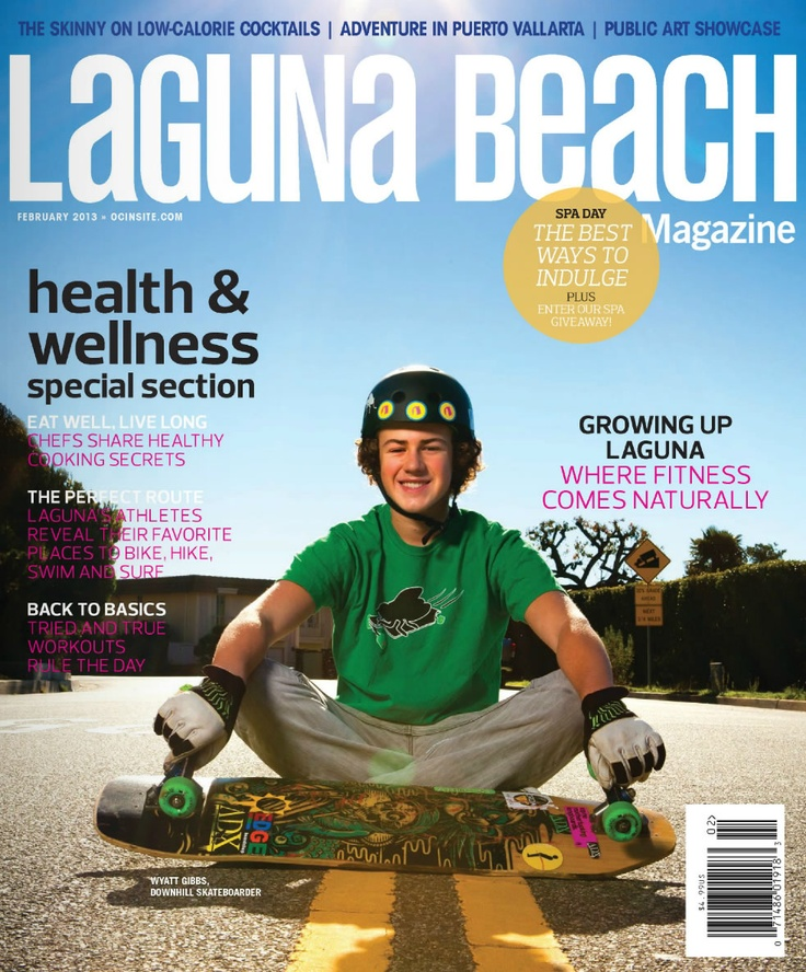 Explore health & wellness Laguna style, learn cooking secrets from local chefs, practice tried and true workout basics, and discover places to bike, hike and explore from Laguna natives. Plus, learn the skinny on low calorie cocktails. #Laguna #LagunaBeach #California #OrangeCounty #LagunaBeachMagazine #Beach #Health #Fitness #Art #Exercise #Style #Chef #Recipes #Cocktails #Skinny #SmallPlates