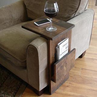 Самодельные столики для диванов