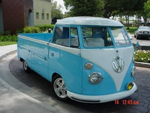 PLANETA KOMBI: KOMBI PICK UP