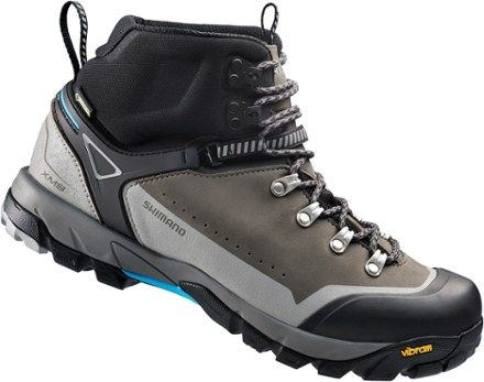 Shimano Men's XM9 Mountain Bike Shoes Grey 46