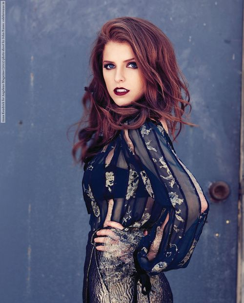 Anna Kendrick looking amazing!