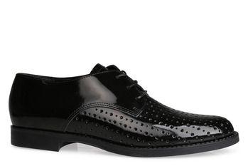 NIFTY  : Lace Shoe : Heel Low