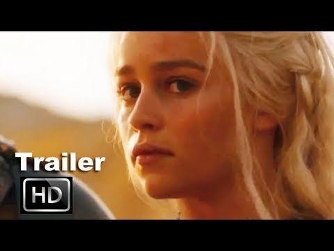 TRAILER: 'Game of Thrones' Season 2 Trailer 2, 'War of the Five Kings': ENTV