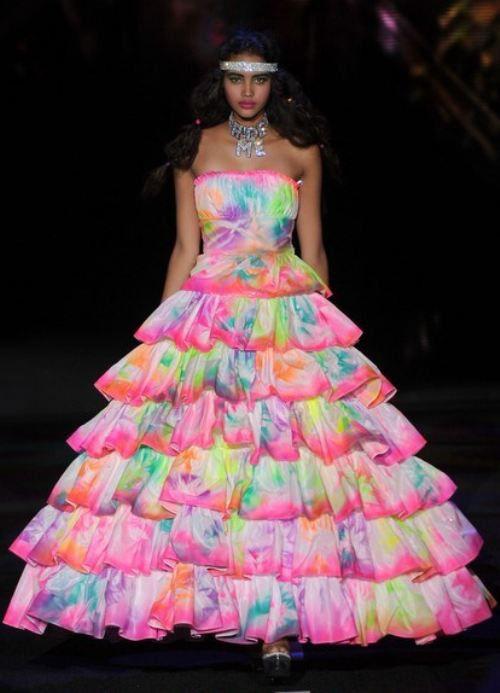 Mejores 13 imágenes de Dream Dresses - Neon en Pinterest | Amarillo ...