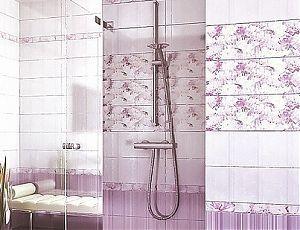 Керамическая плитка для ванной Prato (Прато) / Azori