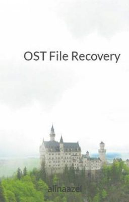 OST File Recovery #wattpad #general-fiction