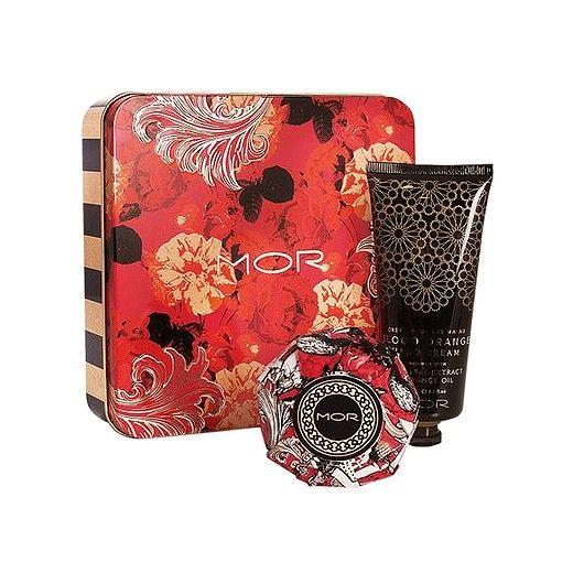 MOR Emporium Blood Orange Gift Set - Bestow Gifts - Auckland - New Zealand