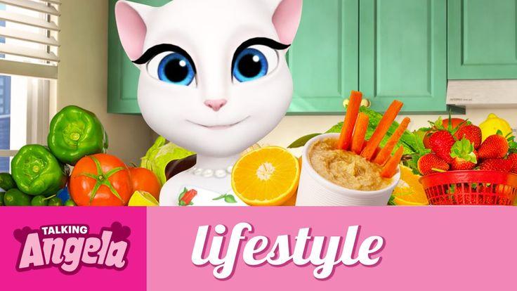 Talking Angela - What I Eat in a Day xo, Talking Angela   #food #vegan #YouTube #video #TalkingAngela #MyTalkingAngela #LittleKitties #healthy