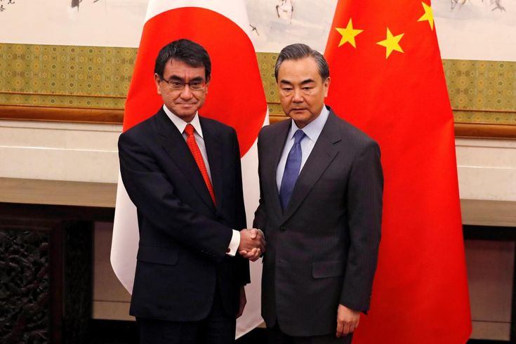 China says hopes to get Japan ties back on track - Reuters