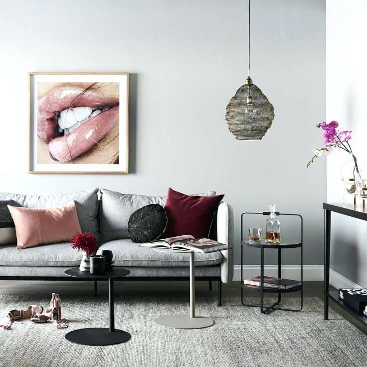 Image Result For Grey And Burgundy Interior Decorating Burgundy