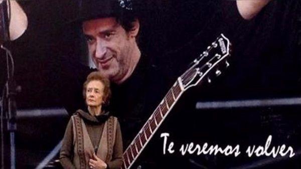 A dos años de la muerte de Gustavo Cerati, su mamá  lo recuerda
