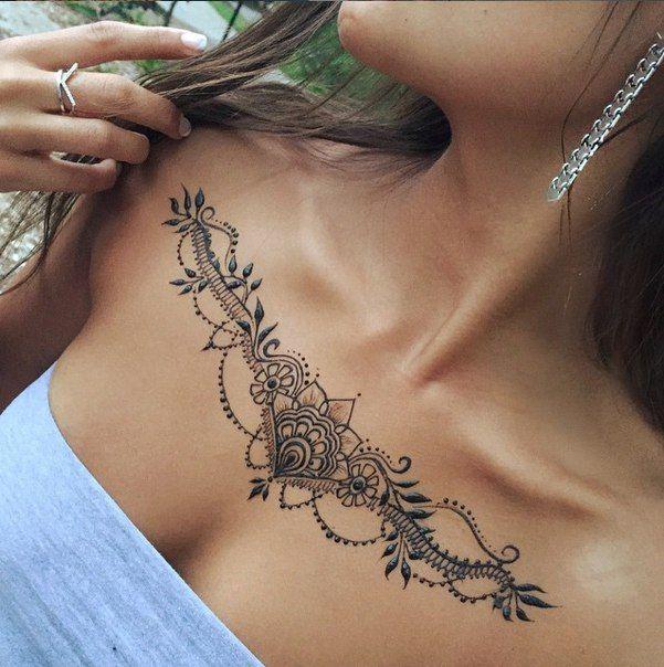 Мехенди - татуировки хной (фото). Обсуждение на LiveInternet - Российский…