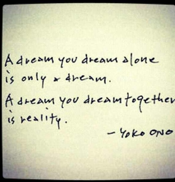 Yoko Ono Quotes. QuotesGram