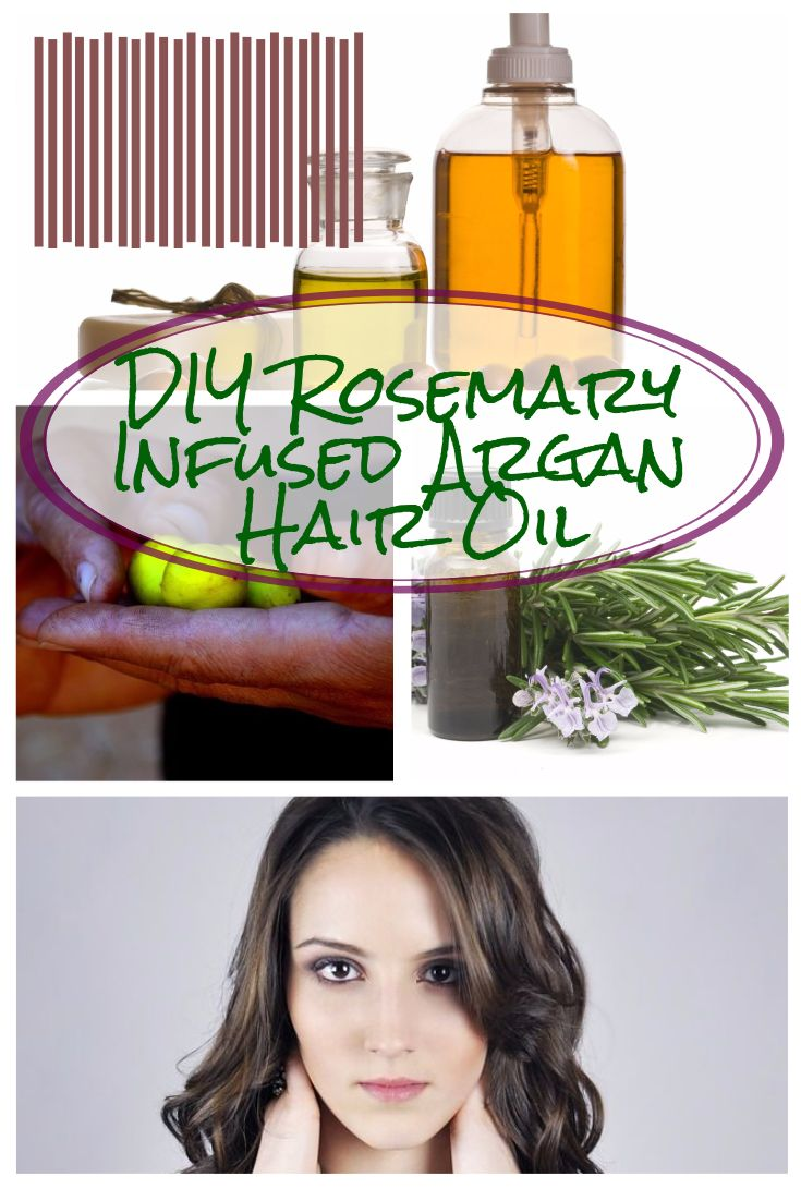 how to use argan oil for your hair diy