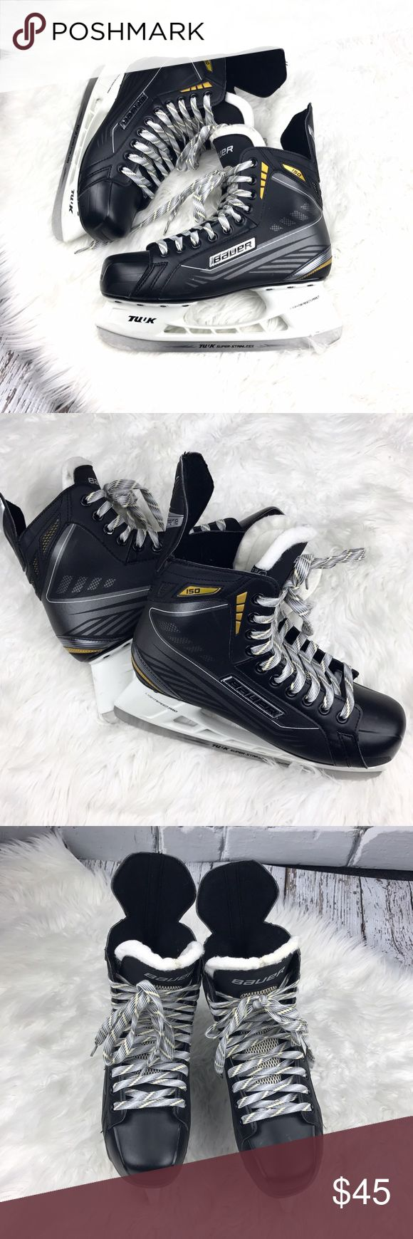 💕SALE💕Bauer Tuik Light Speed Pro Mens Ice Skates Awesome Bauer Tuik Light Speed Pro Mens Ice Skates Bauer Shoes