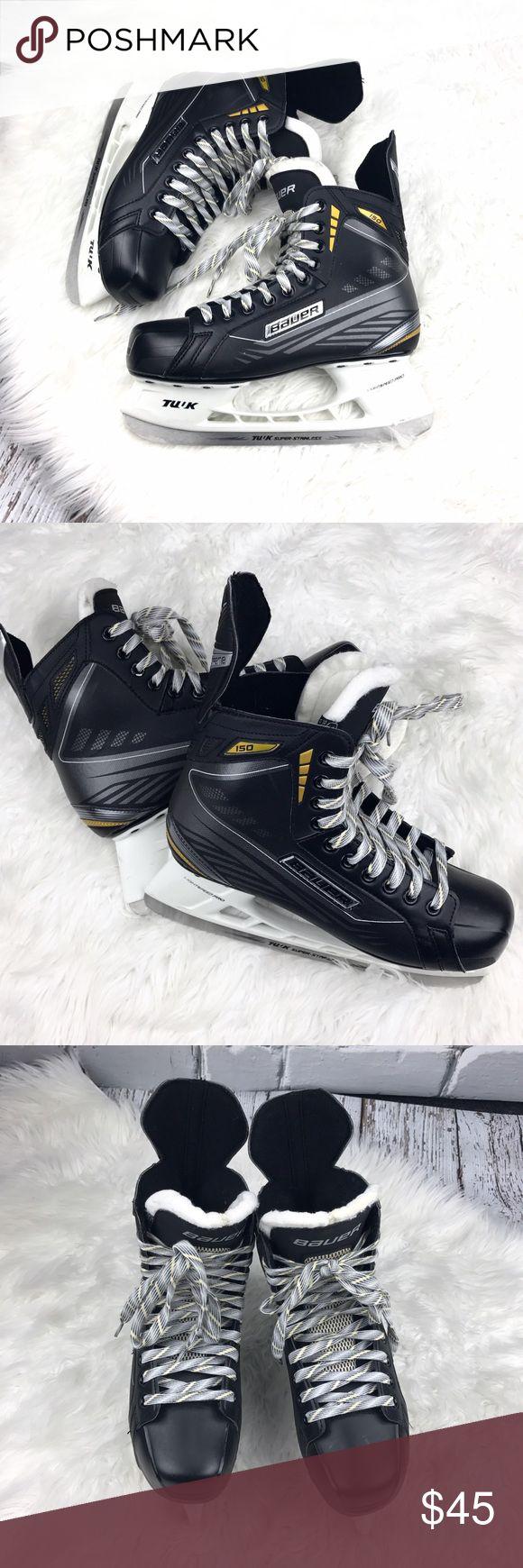 💕SALE💕Bauer Tuik Light Speed Pro Mens Ice Skates Awesome Bauer Tuik Light Speed Pro Mens Ice Skates Bauer Shoes