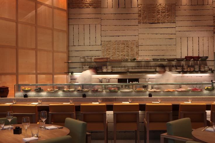 Sushi Counter @ZumaMiami #yum #foodporn #sushi #miami