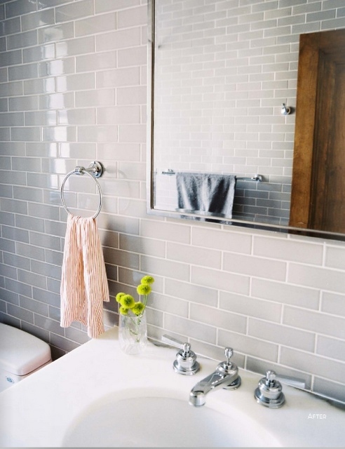 Best Grey Subway Tile For Backsplash New House Ideas 400 x 300