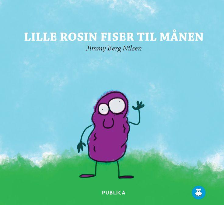 Lille Rosin har spist altfor mye brokkoli. Magen rumler ... Plutselig kommer en kjempefis, og Lille Rosin fiser av gårde helt til månen! Det er spennende på månen! En morsom historie for voksne og barn.