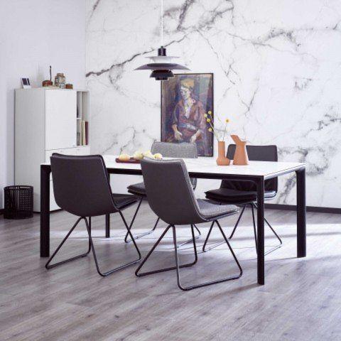 Schöner Wohnen Esstisch Pur S316 160 x 90 cm • Weiß
