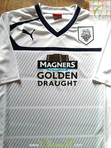 Relive Preston North End's 2012/2013 season with this original Puma home football shirt.
